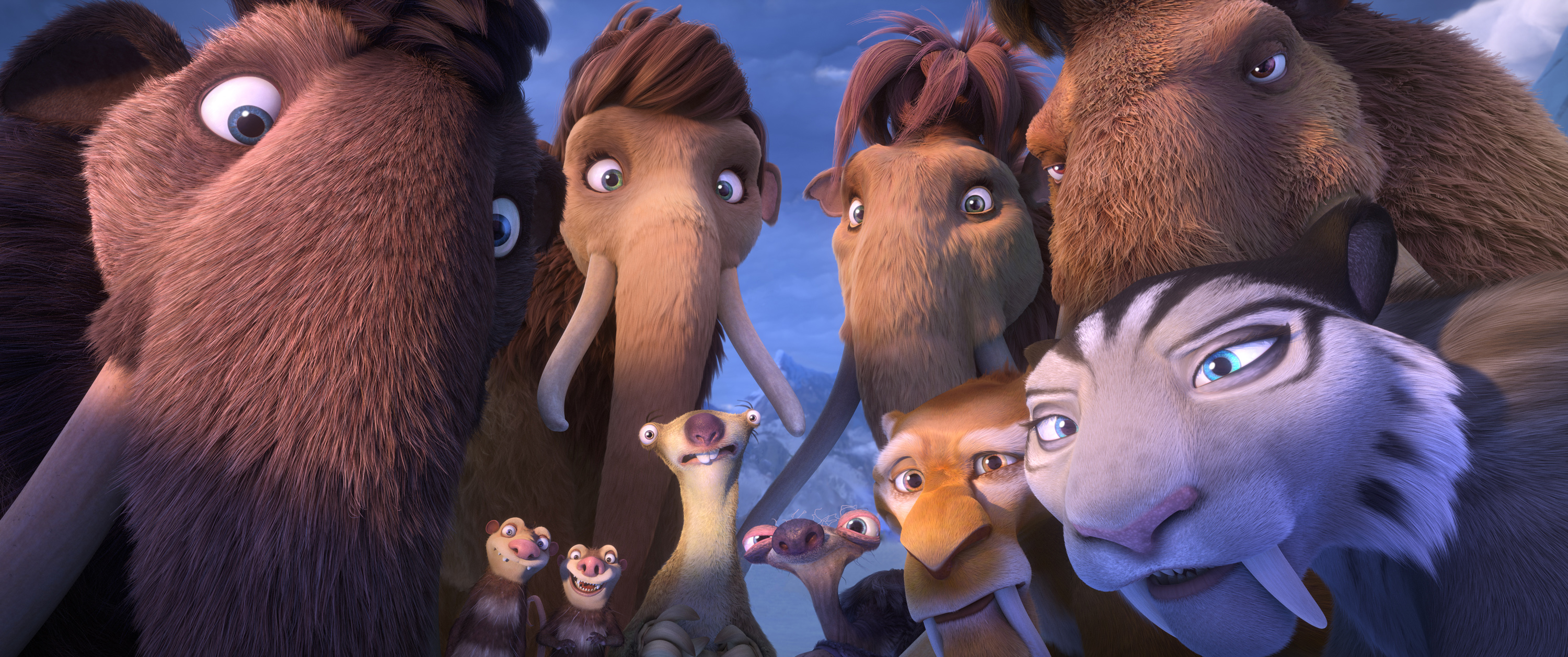 #IceAge #CollisionCourse
